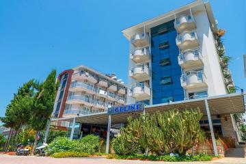 Отель Kleopatra Celine Турция, Алания, фото 1