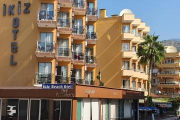 Отель Kleopatra Ikiz Hotel Турция, Алания, фото 1