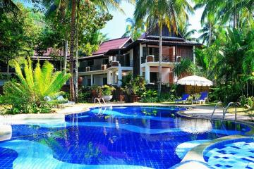 Отель Koh Chang Cliff Beach Resort Тайланд, Ко Чанг, фото 1