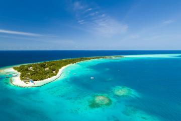 Отель Kuramathi Island Resort Мальдивы, Ари Атолл, фото 1