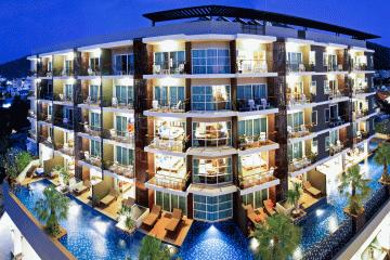 Отель Andakira Hotel Тайланд, пляж Патонг, фото 1