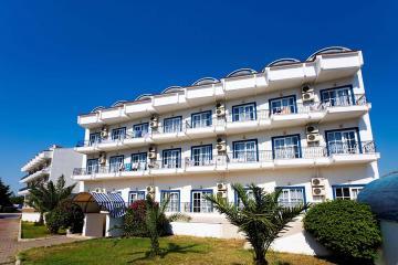 Отель Ares Blue Hotel Турция, Кириш, фото 1