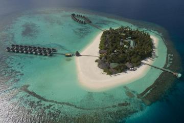 Отель Angaga Island Resort & Spa Мальдивы, Хаа-Алифу Аттол, фото 1