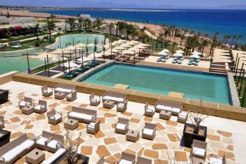 Отель Le Meridien Dahab Resort Египет, Дахаб, фото 1
