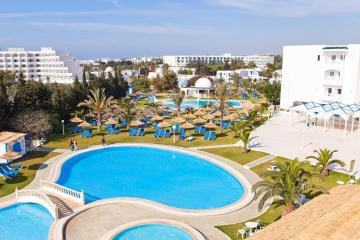 Отель Le Zenith Тунис, Хаммамет, фото 1