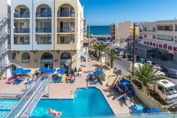 Отель Lefkoniko Beach Греция, о. Крит-Ретимно, фото 1