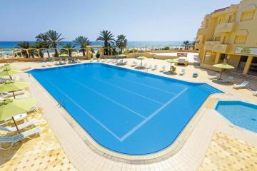 Отель Club Les Colombes Тунис, Хаммамет, фото 1