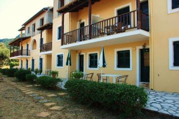 Отель Anna`s Apartments Греция, о Корфу, фото 1