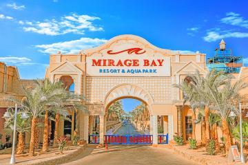 Отель Mirage Bay Resort & Aquapark Египет, Хургада, фото 1