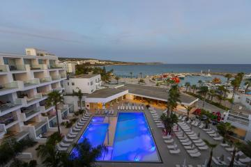 Отель Limanaki Beach Hotel Кипр, Айя-Напа, фото 1