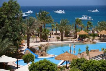 Отель Lotus Bay Beach Resort Египет, Сафага, фото 1