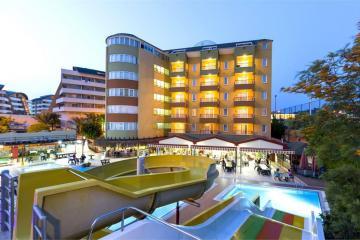 Отель Magnolia Hotel Турция, Авсаллар, фото 1