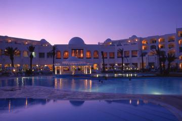 Отель Mahdia Palace Thalasso Aqua Тунис, Махдия, фото 1