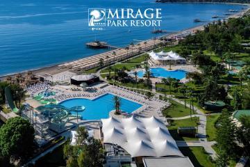 Отель Mirage Park Resort Турция, Гёйнюк, фото 1