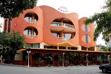 Отель Manz 2 Болгария, Поморие, фото 1
