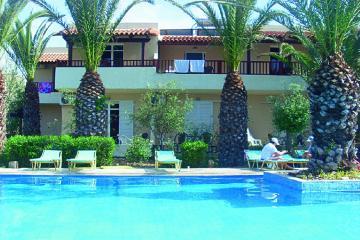 Отель Maravel Land Beach Hotel Греция, о. Крит-Ретимно, фото 1