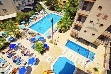 Отель Margarita Suite & Appart Hotel Турция, Алания, фото 1