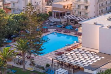 Отель Marilena Греция, о. Крит-Ираклион, фото 1
