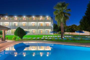 Отель Matoula Beach Греция, о Родос, фото 1