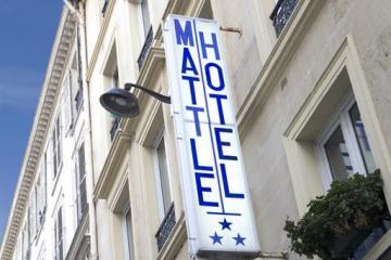 Отель Le Wit Hotel Франция, Париж, фото 1