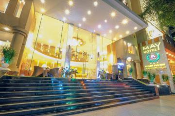 Отель May Hotel Вьетнам, Хошимин, фото 1