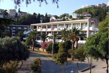 Отель Mediteran Черногория, Ульцинь, фото 1