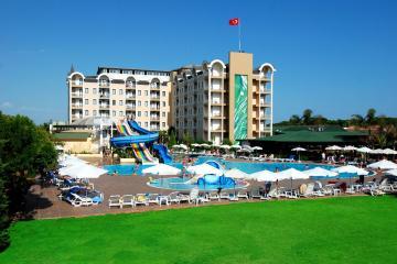 Отель Maya World Belek Турция, Белек, фото 1