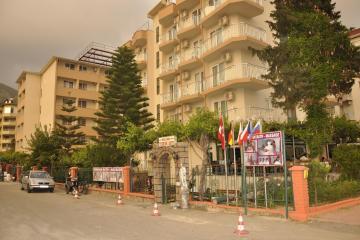 Отель Melissa Hotel Kleopatra Турция, Алания, фото 1