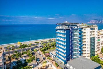 Отель Arsi Blue Beach Hotel Турция, Обагель, фото 1