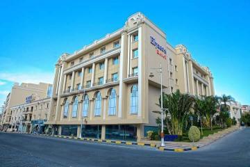 Отель Elysees Hotel Египет, Хургада, фото 1