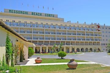 Отель Messonghi Beach Holiday Resort Греция, о Корфу, фото 1
