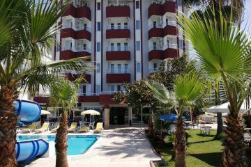 Отель Mikado Beach Hotel Турция, Кестель, фото 1
