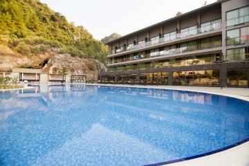 Отель Mirage World Турция, Мармарис, фото 1