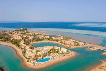Отель Movenpick Resort & Spa El Gouna Египет, Эль Гуна, фото 1