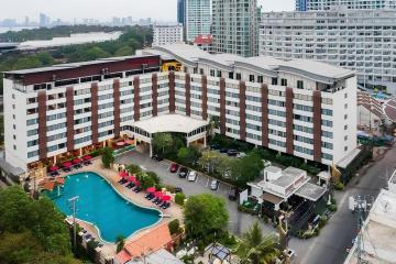 Отель Mountain Beach Hotel Тайланд, Паттайя Юг, фото 1