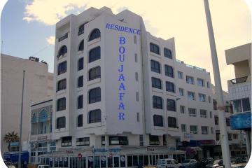 Отель Residence Boujaafar Тунис, Сусс, фото 1