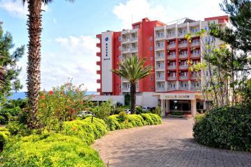 Отель Nazar Beach City & Resort Hotel Турция, Лара, фото 1