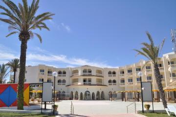 Отель Neptunia Beach Тунис, Монастир, фото 1