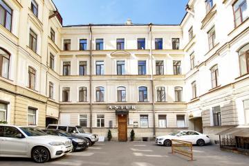 Отель Nevsky Hotel Aster Россия, Санкт-Петербург, фото 1