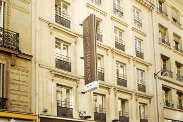 Отель New Hotel Saint Lazare Франция, Париж, фото 1