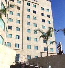 Отель Novotel Mexico City Santa Fe Мексика, Мехико, фото 1