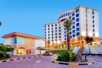 Отель Oceanic Khorfakkan Resort & Spa ОАЭ, Хор-Факкан, фото 1
