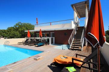 Отель Odalys Vacances Residence Olympe Франция, Лазурный берег, фото 1