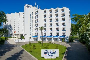 Отель The Long Beach Hotel Montenegro Черногория, Ульцинь, фото 1