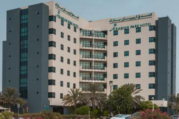Отель Arabian Park Hotel ОАЭ, Дубай, фото 1