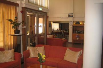 Отель Onisillos Кипр, Ларнака, фото 1