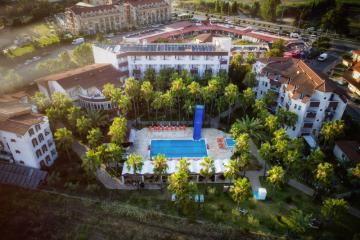 Отель Nergos Garden Hotel Турция, Чолаклы, фото 1