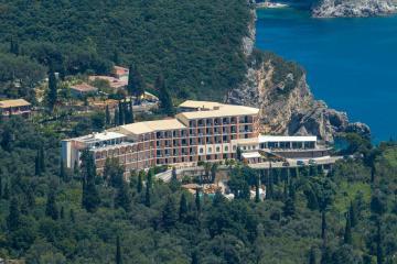 Отель Paleo ArtNouveau Hotel Греция, о Корфу, фото 1