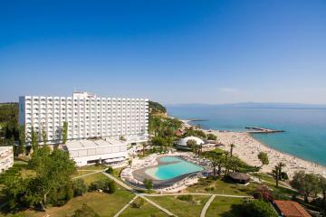 Отель Pallini Beach Греция, Халкидики-Кассандра, фото 1