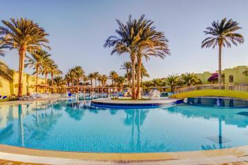 Отель Palm Beach Resort Египет, Хургада, фото 1